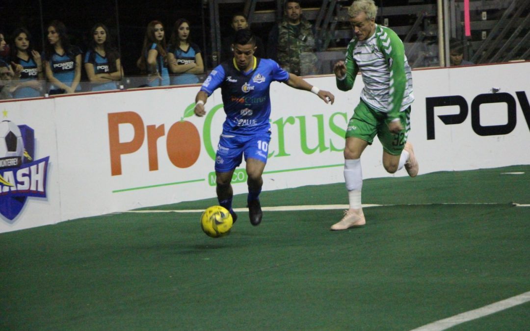 Vence Flash a Dallas Sidekicks y mantiene el liderato Divisional